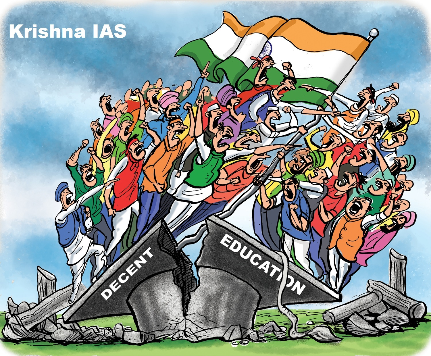 Best IAS Coachingin Chandigarh at Krishna IAS- 9988003622