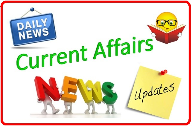 Current Affairs, 19 September 2018