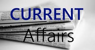 Current Affairs, 20 September 2018